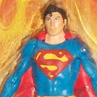 Mattel DC Comics Multiverse 4.25-inch Christopher Reeve Superman figure (2013)