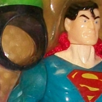 Toy Biz DC Comics Super Heroes Superman figure (1989)