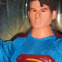 Mattel Superman Returns Epic Powers Superman figure (2007)