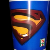 7-Eleven Superman Returns Super Big Gulp cup (2006)