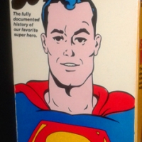 The Story of Superman documentary VHS tape (1989)