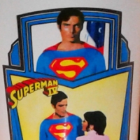 7-Eleven Superman IV: The Quest for Peace Slurpee cups (1987)