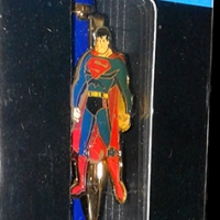 Warner Bros. Studio Store Superman pen (1997)
