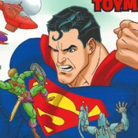 Harper Superman:  Attack of the Toyman storybook (2012)