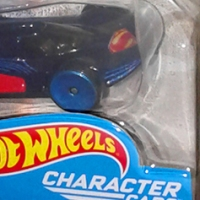 Hot Wheels Justice League Character Cars Superman vehicle (2016)