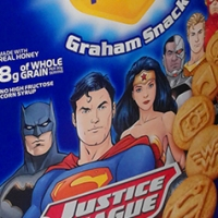 Nabisco Honey Maid Justice League Graham Snacks (2018)