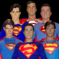 1/6th Live Action Superman Figure Collection