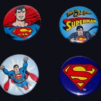 Ata-Boy Superman Buttons (2008)
